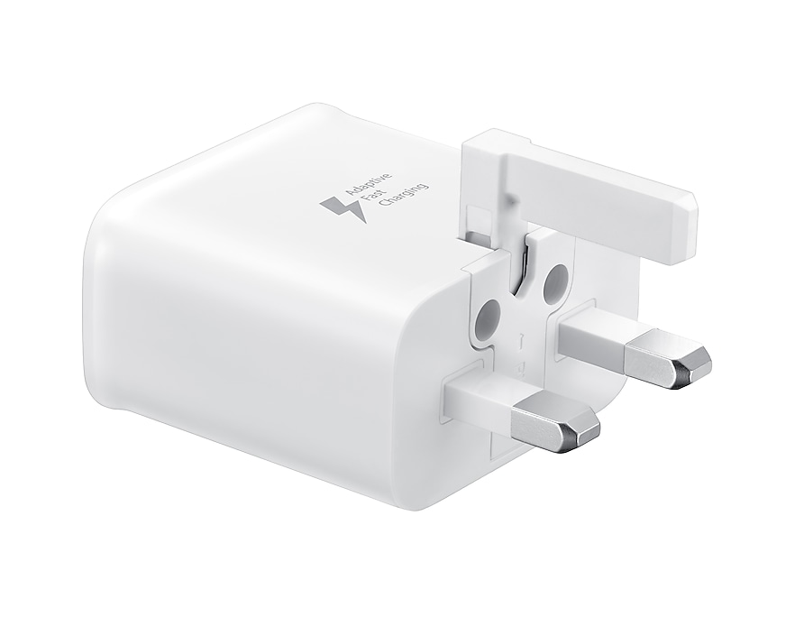 Samsung 15W charger white
